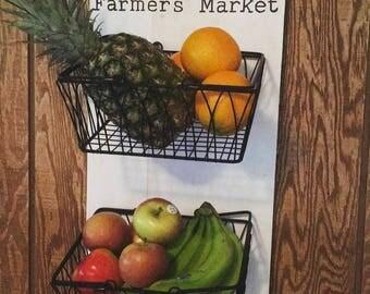 Farmhouse Fruit Basket