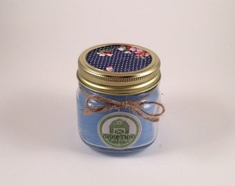 Fresh Rain~ 8 OZ Goat Milk Candles