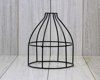 Cage lamp   Etsy