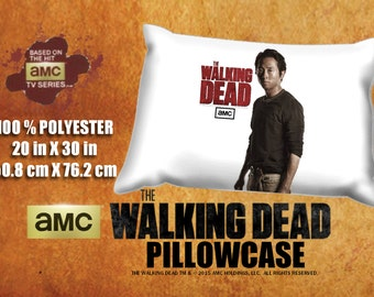 The Walking Dead Glenn Rhee Steven Yeun Pillowcase