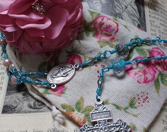 Fancy and Feminine Rosary
