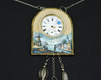 Pendentif: Fragment of Time