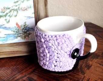 Jumbo Coffee Cup Cozy (Pattern)