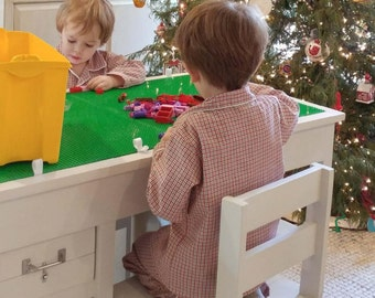 Kids Lego table or desk