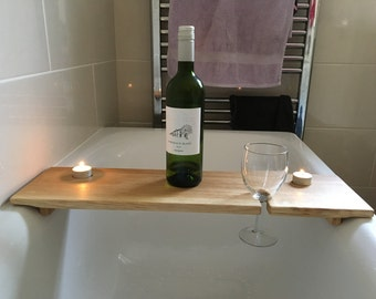 Wine lovers Bath Buddy / bath caddy
