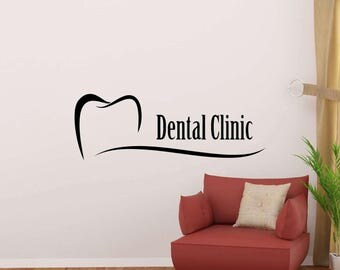 Dental Clinic Decor Etsy