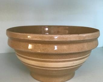 Small Stoneware Mixing Bowl