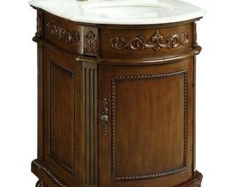 "24"" Camelot Bathroom Vanity BWV-048W"