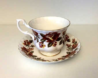 Royal Albert Tea Cup and Saucer - Lakeside Series - Thirlmere