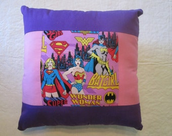 DC Comics Pillow