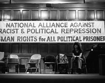 Angela Davis, 1978 (by Louis Jacinto)