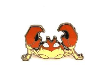 Krabby Lapel Pin