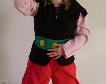 Gallic boy costume, ref: f60, in size 10 years.