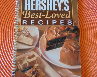 Hersheys Best Loved Recipes 1997  Hershey's Kitchen