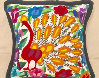 Hand made Pillow from Chiapas