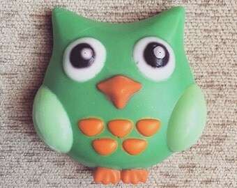 "Handmade Soap ""Owl"""