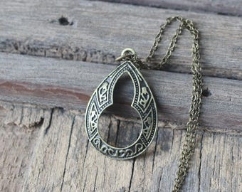 Spartacus NAEVIA necklace bottle gourd jewelry Christmas gifts