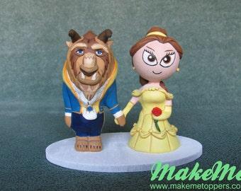 Cake Toppers Etsy Uk : Disney wedding cake topper Etsy UK