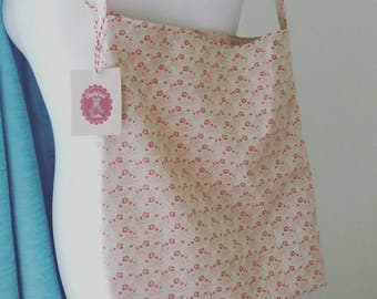 Cotton shoulder bag / tote
