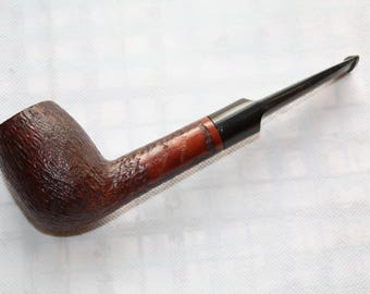 Chamber briar pipe Estate smoking pipe