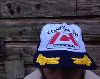 Vintage Cospan 96 Snap Back Hat