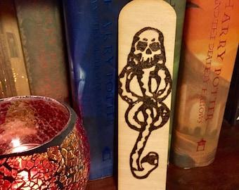 Dark Mark Harry Potter Bookmark