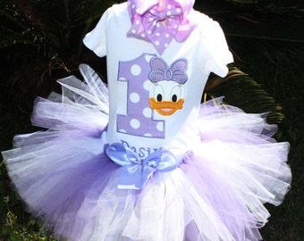 Daisy Duck Tutu