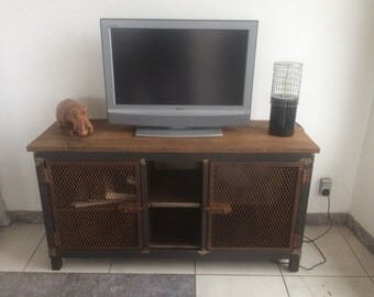 Industrial TV furniture