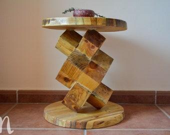 Table of night rustic-Maipu