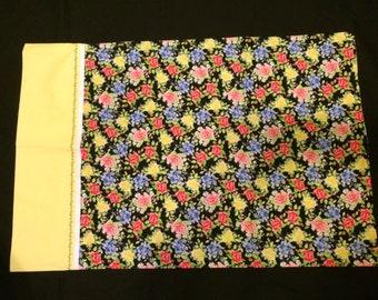 Unique cotton pillowcases (set of 2)