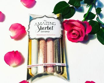 The Sweetheart Collection of Sherbets