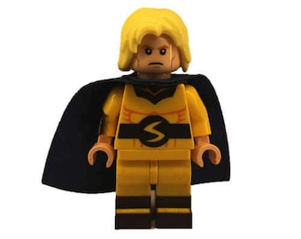 Custom LEGO minifigures - Sentry Made with Original LEGO Parts