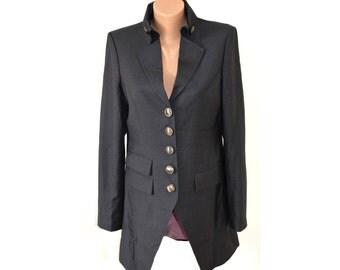 Vintage Eva Suit Tailor Made women blazer