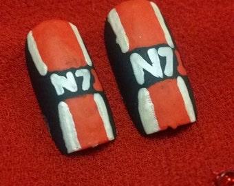 Fake Nails - 'Fave Nails on the Citadel'