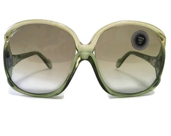 Vintage NeoStyle Sudari 655 Oversized Sunglasses
