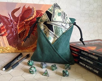 The Tycoon - Origami Dice Bag