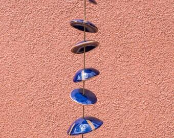 Ceramic Wind Chimes -  3 feet