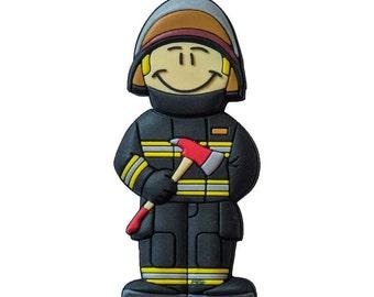 USB fireman of 8 GB