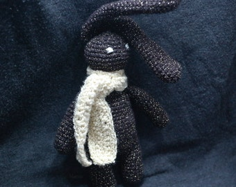 """Knitted toy """"Rabbit"""""""