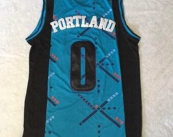 Portland Blazers Etsy