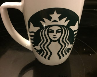 Starbuck's Coffee Mug