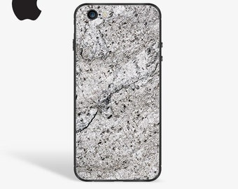 iPhone Case Silver Gray