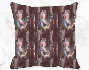 Heirloom & Knot Antoinette - Rose Pillow Cover  24 x 24