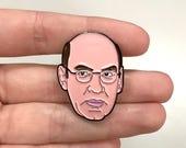 Skinner Enamel Pin (The X-Files)