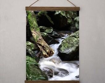 Nature Photography - Running Water