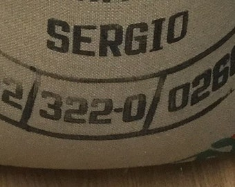 1KG, Green Arabica Brazilian coffee beans Santos Stockler  RAW