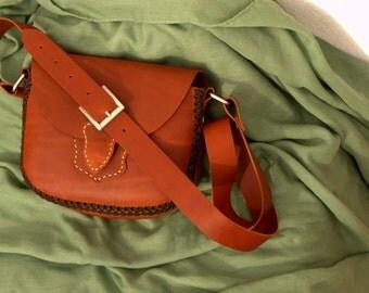 Handbag full leather