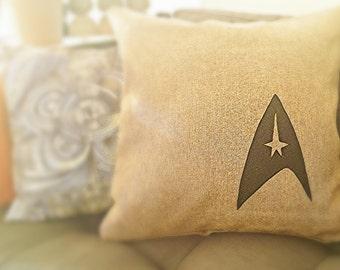 Star Trek Symbol Cushion Cover