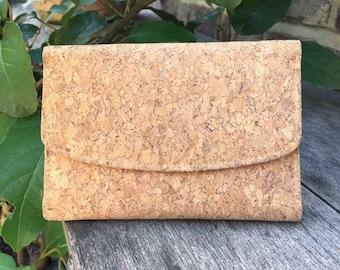 Emily Cork Short Wallet