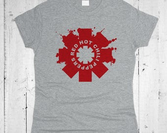 Red Hot Chili Peppers Women T-shirt